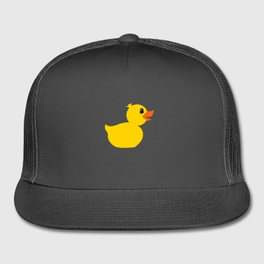 Duck rubber duck toy - Trucker Cap