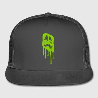 Disgusting Ugly slime face - Trucker Cap