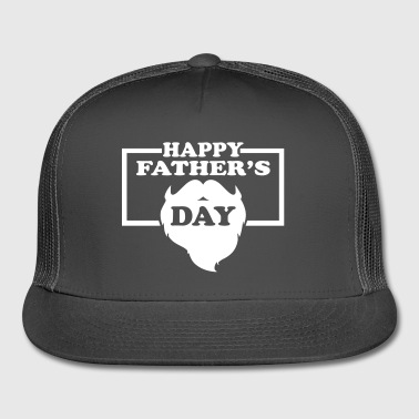 Happy Father's Day - Trucker Cap