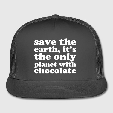 Save The Earth - Trucker Cap