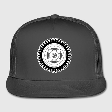 CT70 Wheel - Trucker Cap
