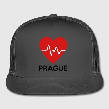 Heart Prague - Trucker Cap