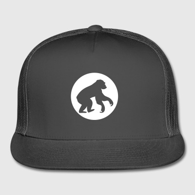 Monkey - Chimpanzee - Trucker Cap