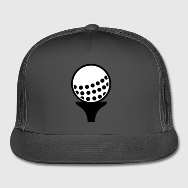 Golf ball - Trucker Cap