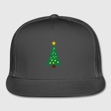 Christmas tree - Trucker Cap