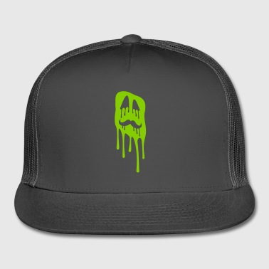 Ugly slime face - Trucker Cap