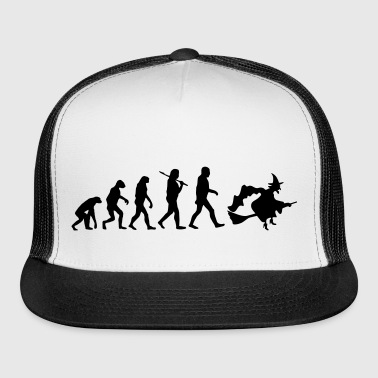 Halloween Evolution - Trucker Cap