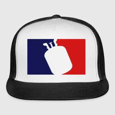 HVAC Official League Cap - Trucker Cap