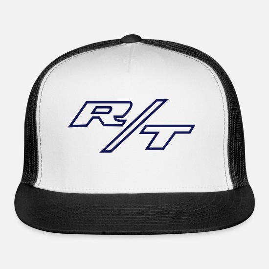 Dodge Caps - RT - Trucker Cap white/black