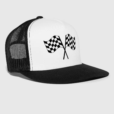 Racing Flags - Trucker Cap