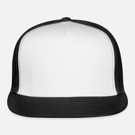 Pewpew Caps - The Pew Pew Life - Trucker Cap white/black