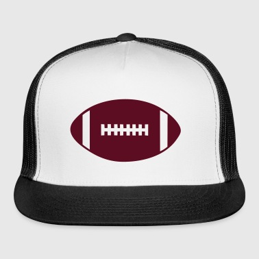 American Football 2 colors - Trucker Cap