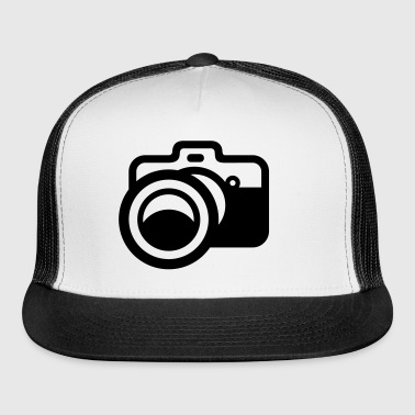 Digital Reflex Camera - Trucker Cap