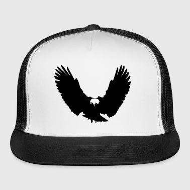 Eagle, 2 colors - Trucker Cap