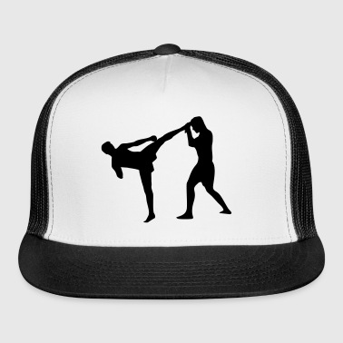 Kickboxing, Martial Arts - Trucker Cap