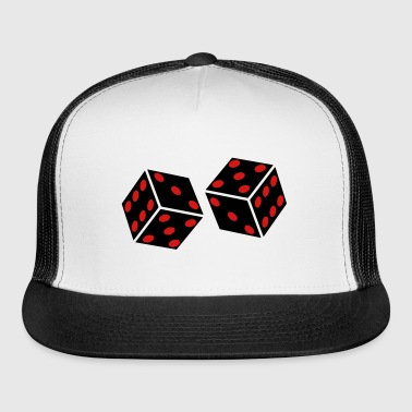 Pair Of Dice - Trucker Cap