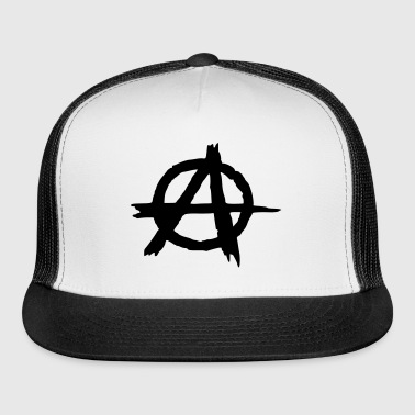Anarchy Symbol - Trucker Cap