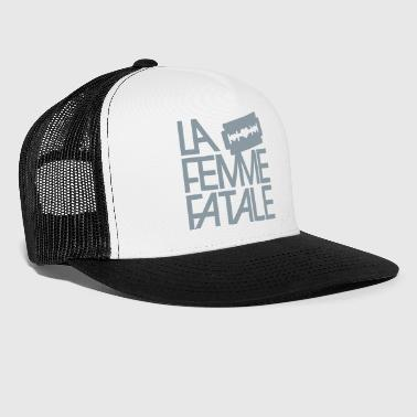 Corazon The femme fatale - Trucker Cap