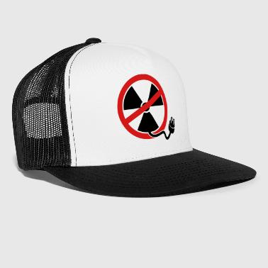 Against nuclear energy - Trucker Cap