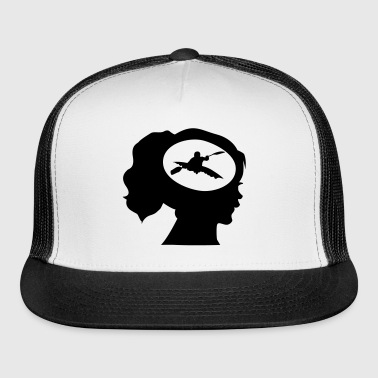 Only Canoeing On My Mind - Trucker Cap