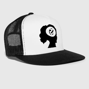 Only Volleyball On My Mind - Trucker Cap