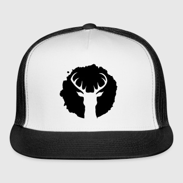 Deer Patch - Trucker Cap