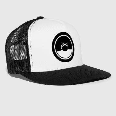 Beatbox Music Sound Club Loud Bass Beat DJ - Trucker Cap