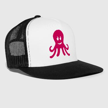 Octopus - Trucker Cap