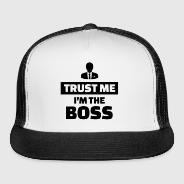 Boss - Trucker Cap