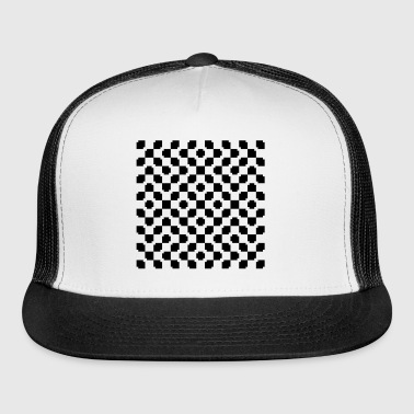 Optical Illusion - Trucker Cap