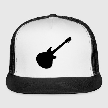 Guitar - Trucker Cap