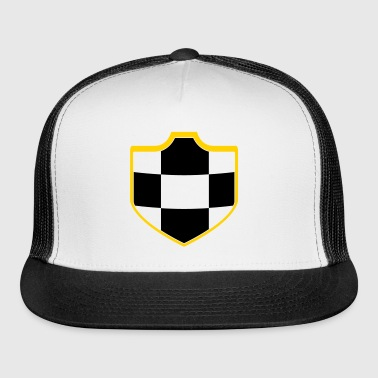 Clash With Your Clan Shield -03 - Trucker Cap