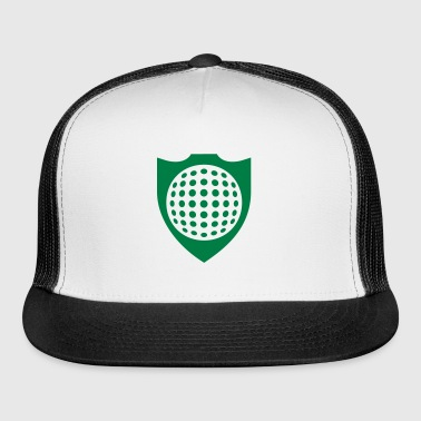 Golf shield - Trucker Cap