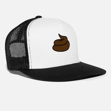 Turd Pile Simple Turd - Trucker Cap