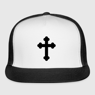 Cross - Trucker Cap