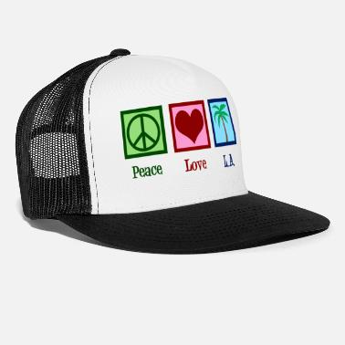 Los peacelovelosa - Trucker Cap