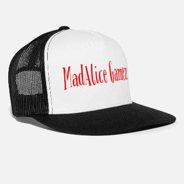 Name First Name drop! - Trucker Cap