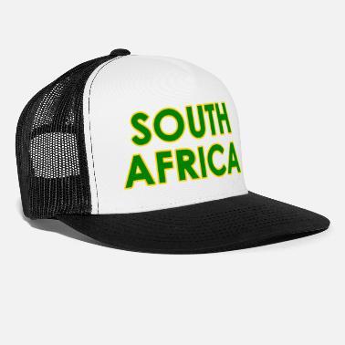 South Africa - Cape Town - Johannesburg - Durban - Trucker Cap 832c6682788