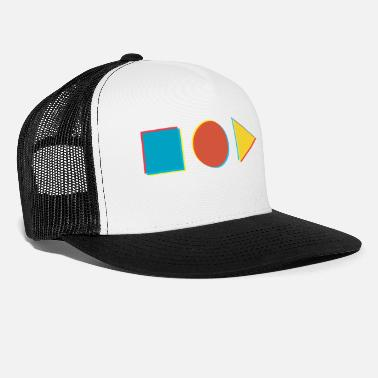 Shape in shape - Trucker Cap