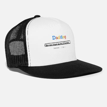 Super Dad Dadding - Trucker Cap