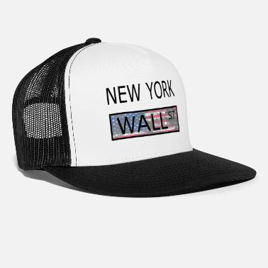 Wallstreet New York Wallstreet - Trucker Cap