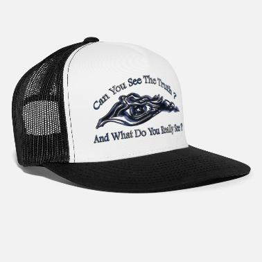 Shaman Can You See? - Trucker Cap