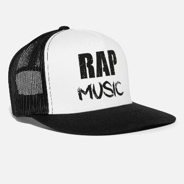 Rap Music Rap Music - Trucker Cap