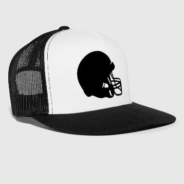Helmet Football helmet - Trucker Cap