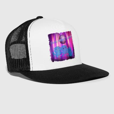 Barn-owl Party Owl ➢ Owl Night Long ➢ Funny Owls - Trucker Cap