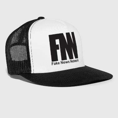 Fake News Network - Trucker Cap