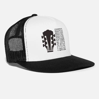 Guitar Player guitar player - Trucker Cap