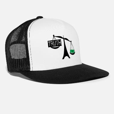 Truth the truth - Trucker Cap