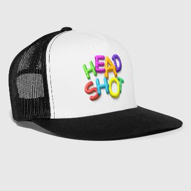 Head Shot HEADSHOT - Trucker Cap
