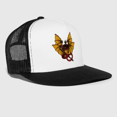 Lucifer - Trucker Cap
